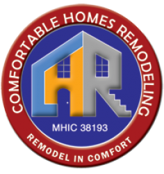 COMFORTABLE HOMES REMODELING